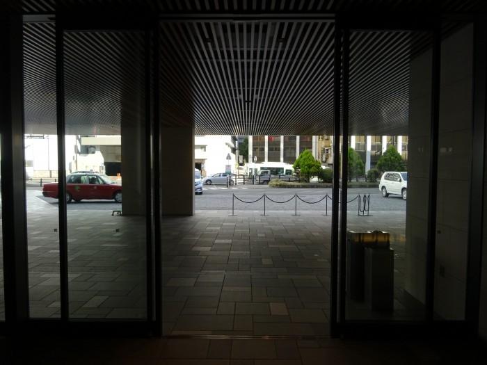 リーガロイヤルホテル京都ロビー
