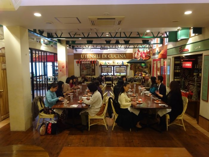 京都スイーツ探訪 第八回ゆるーい茶話会